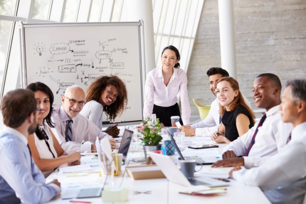 Training at your organization